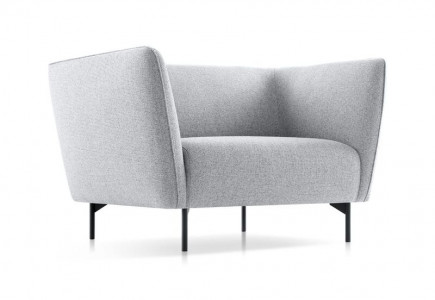Roseville loveseat